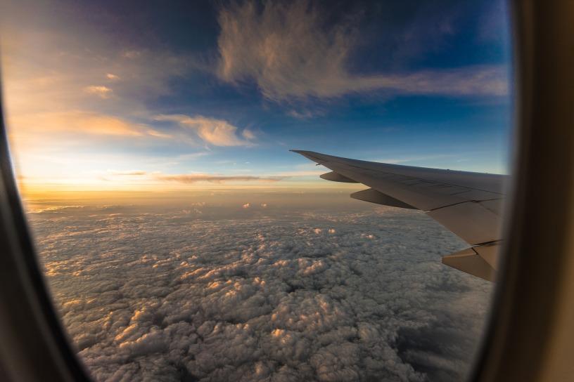 surviving a long haul flight with kids